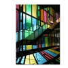 Pierre Leclerc Montreal Color Canvas Print