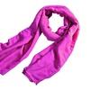 Zodaca Rose Women Men Cotton Pashmina Scarves Shawl Wrap Scarf