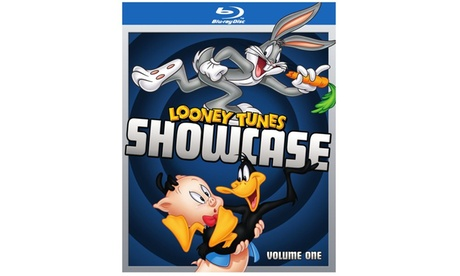 Looney Tunes Showcase Volume 1 (Blu-ray) 4697be06-9933-4399-9a2d-51b44034b461