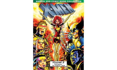 Marvel X-Men Volume 2 4d90e54e-8864-46c2-9403-ca4a1b0d4a39