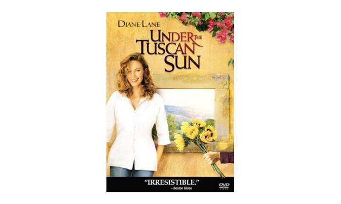Under The Tuscan Sun Dvd Groupon