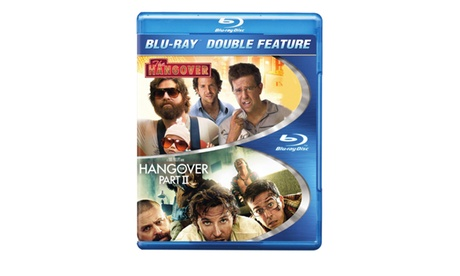 Hangover, The / Hangover Part II, The (DBFE)(BD) aaae356e-942d-4347-a608-f35489eaad09