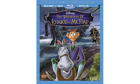 The Adventures Of Ichabod And Mr. Toad Special Edition b2c499fb-5588-4367-ba08-4aed7f77764f