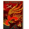 Air France Orient Extreme Canvas Print 35 x 47