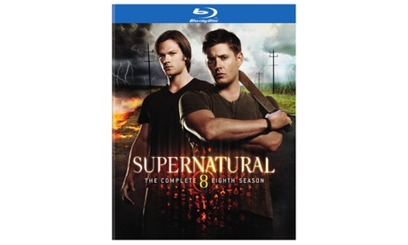Supernatural: The Complete Eighth Season (Blu-ray) 6232ecc3-943e-455c-98b4-dfd22ede6c98