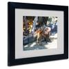 CATeyes 'Virgin Islands 6' Matted Framed Art