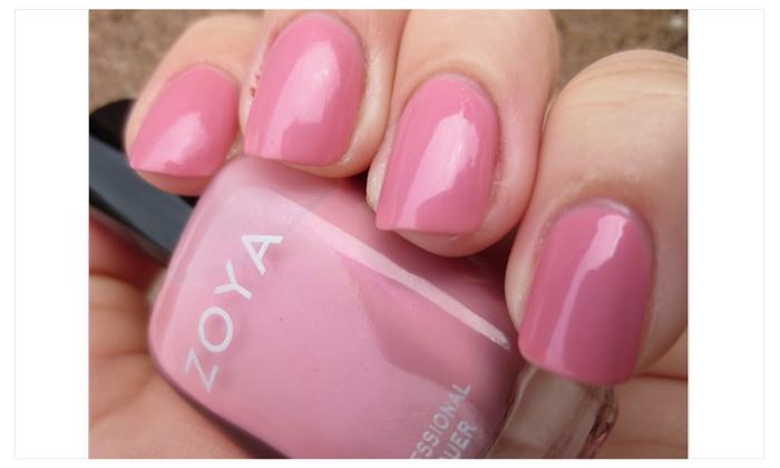 ZOYA Natural Nail Polish Barbie ZP471 | Groupon