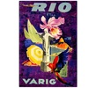 Rio Varig Canvas Print