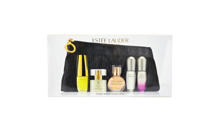 estee lauder best of pleasures coffret groupon. Black Bedroom Furniture Sets. Home Design Ideas