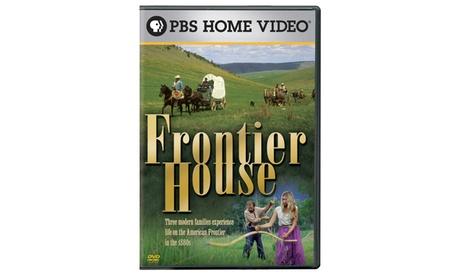 House: Frontier House DVD 2PK a1f218da-8ea7-4098-b086-c799747f81c5