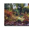 David Lloyd Glover Evening Roses Canvas Print