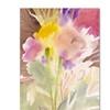 Sheila Golden Garden Memory Canvas Print