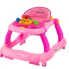 Dream On Me Spirit Activity Walker and Walk Behind in Pink