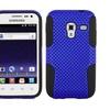 Insten Dark Blue Black Phone Case Cover For Galaxy Admire R820