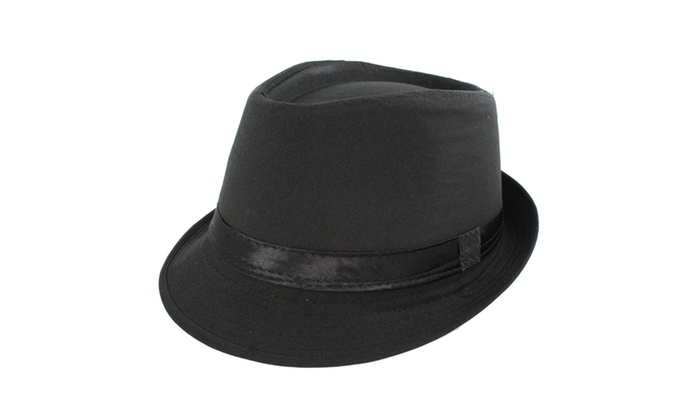 Faddism Fashion HAT020 Fedora Hat
