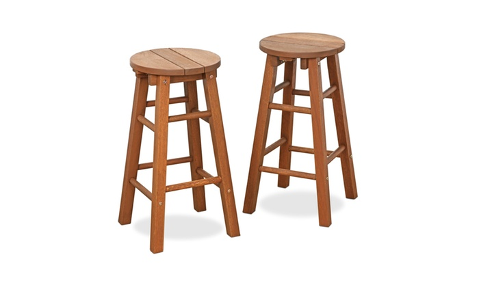 Up To 40 Off On Furinno Bar Stools Set Of 2