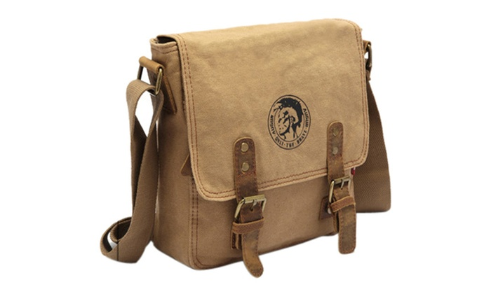 Men's Messenger Shoulder Body Bag