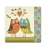 Lisa Audit Owl Wonderful II Canvas Print