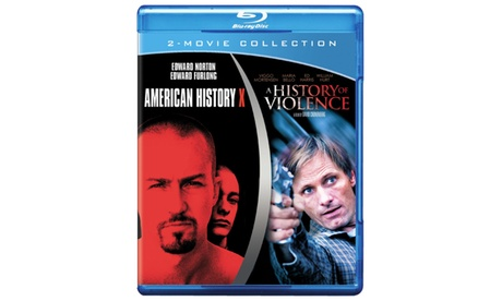 American History X/ A History of Violence (BD) (DBFE) f0495ee1-029e-4bdc-a6b6-03873922054c