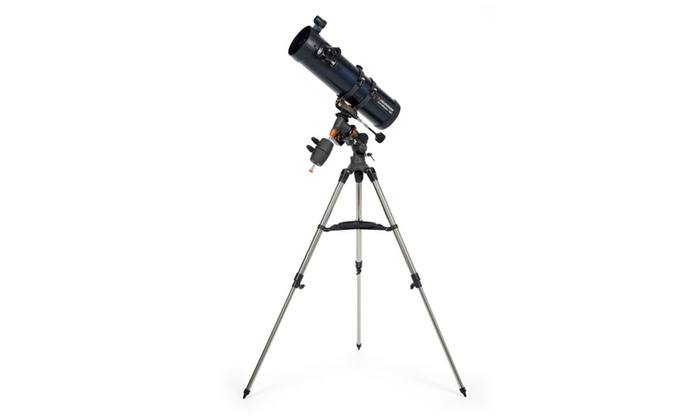 Celestron astromaster eq md telescope groupon