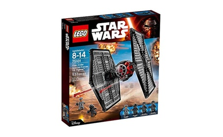 LEGO Star Wars First Order Special Forces TIE Fighter 75101 Star Wars ff10a28f-c7d5-4c89-8e5d-8471195fa0ff