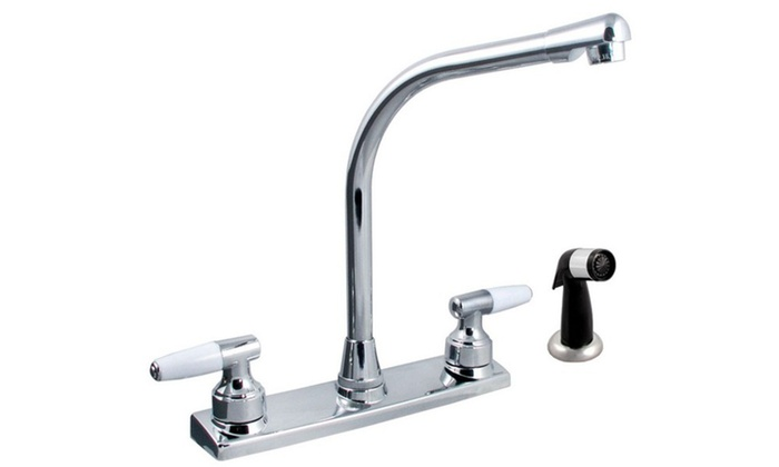 Faucet Kit 2h W-spry