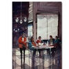 Ryan Radke Fine Dining Canvas Print