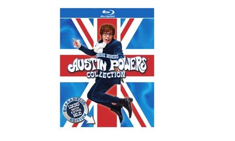 Austin Powers Collection: Shagadelic Edition 9e65adfd-7045-4387-b867-d132f3f3b622