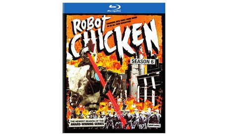 Robot Chicken: Season Six (Blu-ray UltraViolet) dcd85093-c456-4885-9d5e-8f7b756a2592