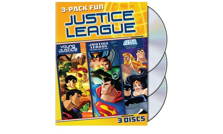 Justice League Triple Feature bc0c9bfe-be75-4273-a327-9ecee823dcdb