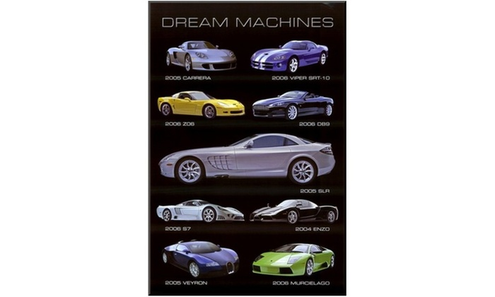 Groupon Goods: Dream Machines