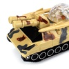 360 Armored Tank Battery Operated Kid's Bump and Go Toy Car