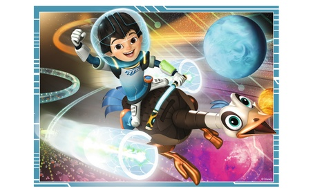 Ravensburger Miles from Tomorrowland 4 Puzzles in a Box (72 Piece) 72b4775d-18ae-484a-93bd-2c5b8b41b9a9