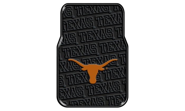 COL 343 Texas Car Front Floor Mat