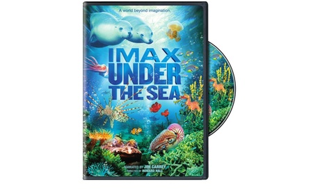 IMAX: Under the Sea (DVD) cf7c1864-c806-4461-b717-adb216f04e5c