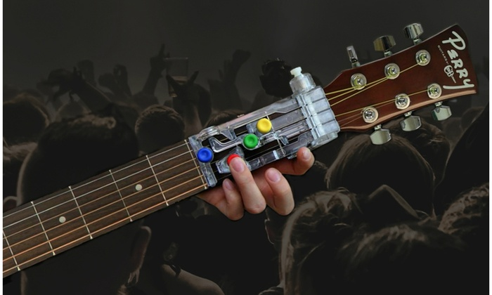 Up To 25% Off on ChordBuddy Guitar Learning Set | Groupon Goods