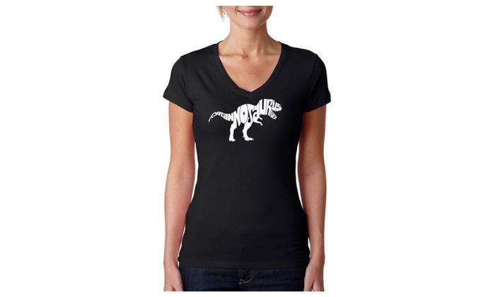 Women's V-Neck T-Shirt – TREX