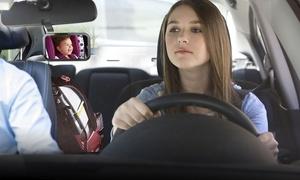 iMounTEK Adjustable 360-Degree Backseat Baby Review Mirror