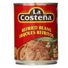 La Costena Refried Beans W/Chicharron 20.5 Oz