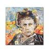 Ines Kouidis 'That Guy's Gotta Stop' Canvas Art