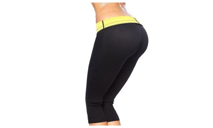 New Slimming Thermal Capri Pants for Women