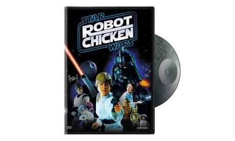 Robot Chicken Star Wars (DVD) a82a6e9f-6fb2-461e-8f73-771b53e0207f