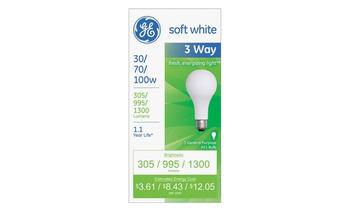 30-100 3 Way Lamp
