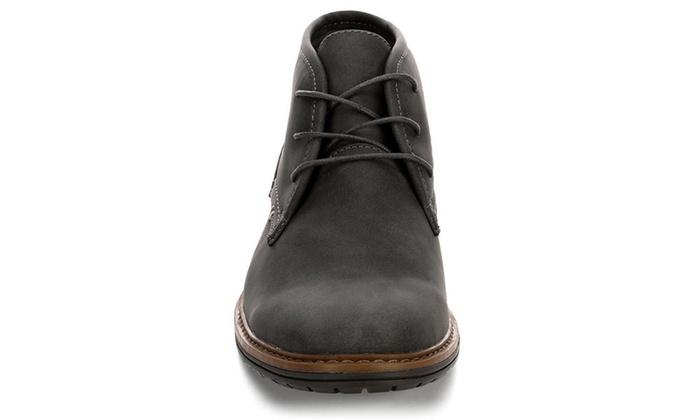 90124c5ec85 Jeffrey Tyler Mens Greenwich Chukka Boots Old | Groupon