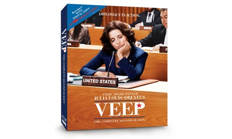 Veep: The Complete Second Season (Blu-ray and Digital Copy/UV) e82e060d-464f-4fa3-bcb5-053e6cd9ab3f