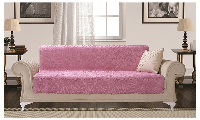Prime Armless Sofa Futon Couch Pet Cover Furniture Protector Download Free Architecture Designs Scobabritishbridgeorg