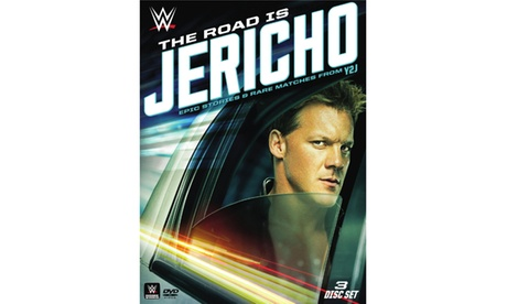 WWE: The Road Is Jericho: Epic Stories and Rare Matches from Y2J (DVD) 2e084ecf-9883-44d0-b32e-a294734ff745