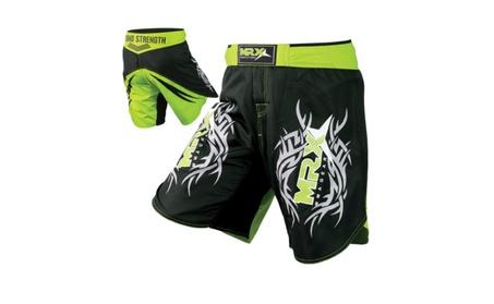 MRX Gym Gloves & Shorts UFC Cage Set