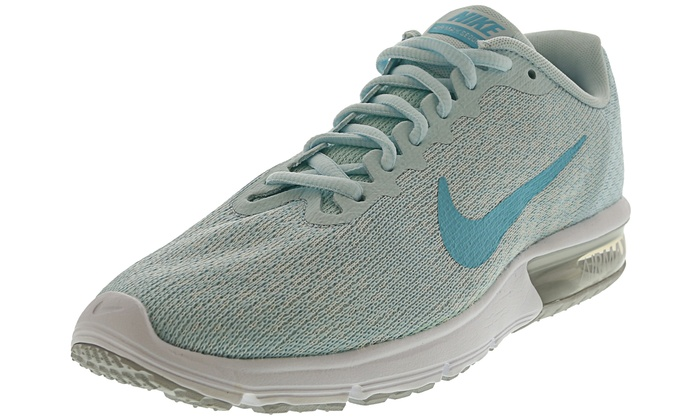 the latest 45c7f 26a99 Nike Women s Air Max Sequent Running Shoe
