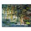 Ryan Radke Faces in the Pond Canvas Print